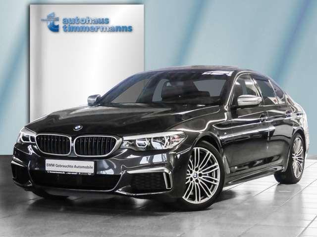BMW 550 2017 Benzine