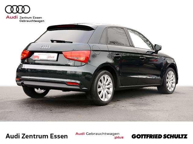 Audi A1 Sportback 1.0 TFSI S tronic PANO SHZ FSE MU