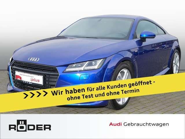 Audi TT 2017 Benzine