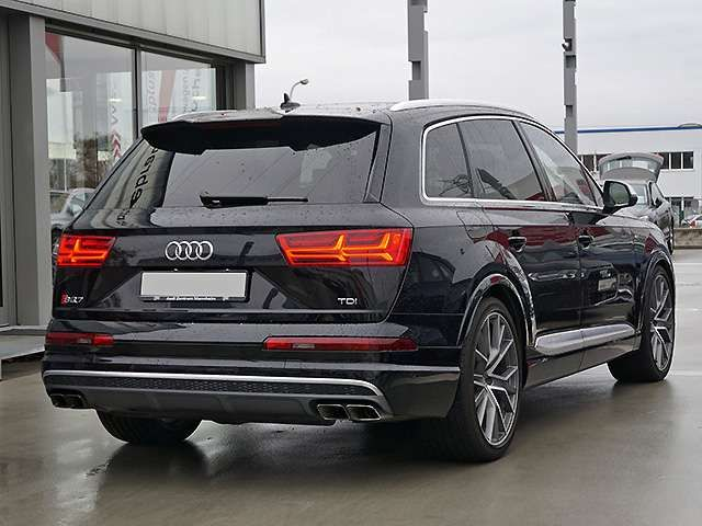 Audi SQ7 4.0 TDI quattro tiptronic UPE € 152.705,-