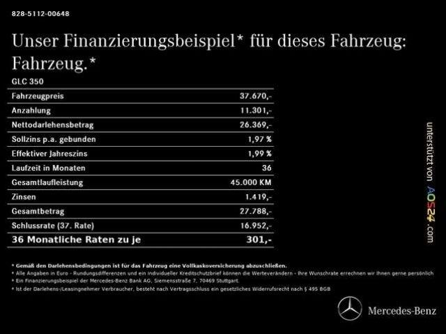 Mercedes-Benz GLC 350