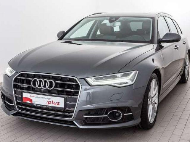 Audi A6 Avant 3.0 TDI qu.S tronic