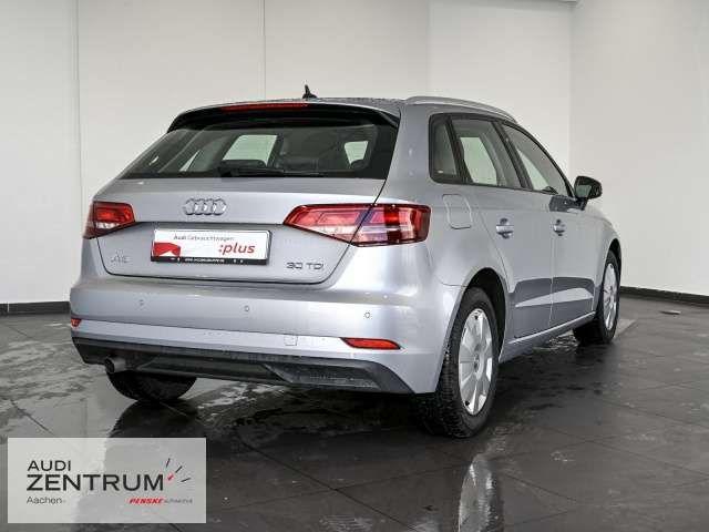 Audi A3 Sportback 30 TDI basis Euro 6, MMI Navi plus, B