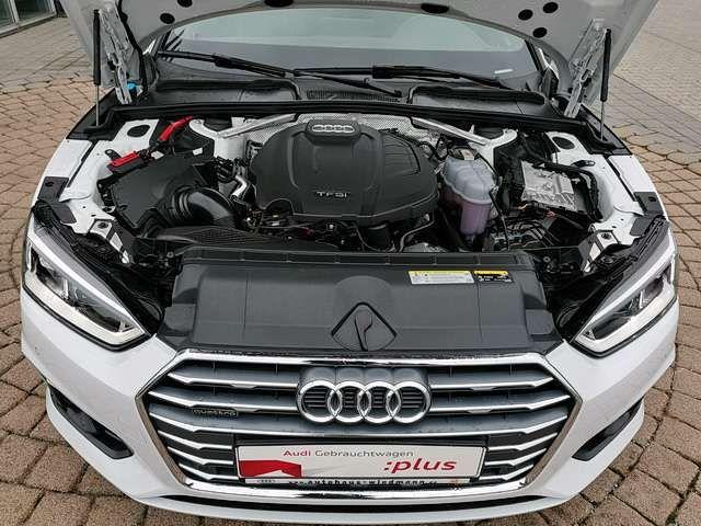 Audi A5 Sportback sport S line 45 TFSI qu. S tr., AHK+19