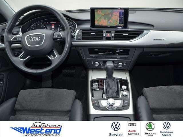 Audi A6 Avant S line 2.0l TFSI 185kW quattro S troni Navi