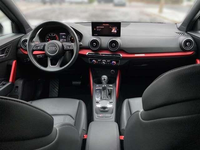 Audi Q2 35 TFSI Sport S tronic+LED+NAVI+DAB