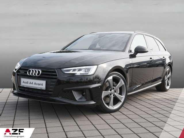 Audi A4 Avant Sport 40 TDI S tronic qu., S-line, Matrix