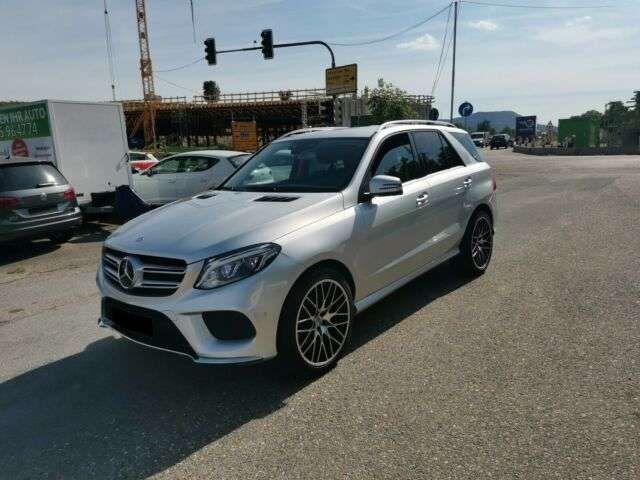 Mercedes-Benz GLE 350 2017 Diesel