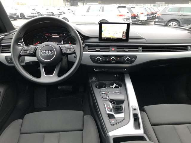 Audi A4 Avant 2.0 TDI sport S-Line Ext + Select AHK