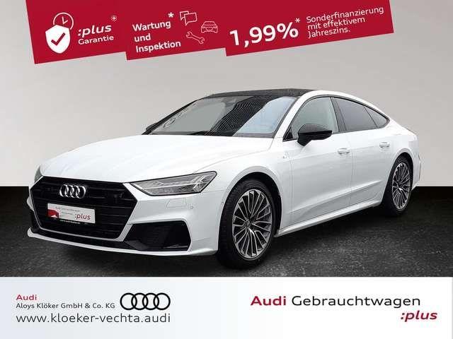 Audi A7 2020 Benzine