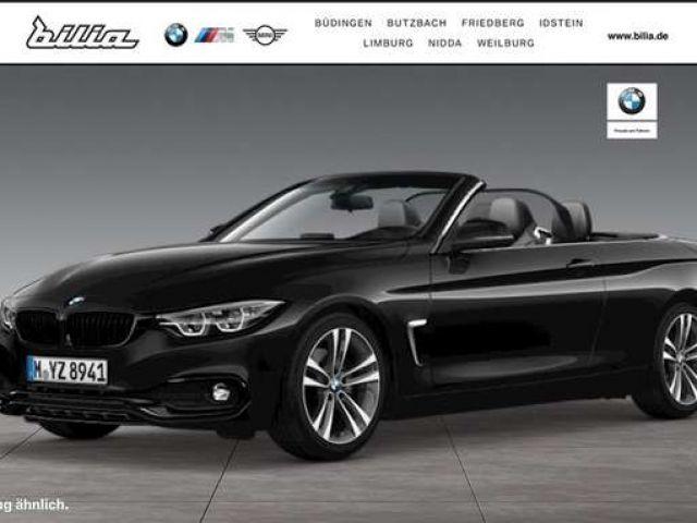 BMW 420 2020 Benzine
