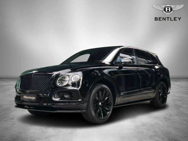 Bentley Bentayga 2020 Benzine