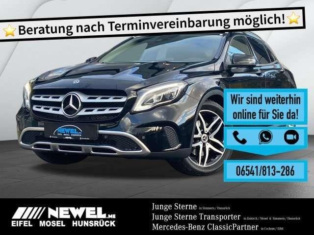 Mercedes-Benz GLA 220 2018 Benzine