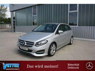 Mercedes-Benz B 180 2016 Diesel