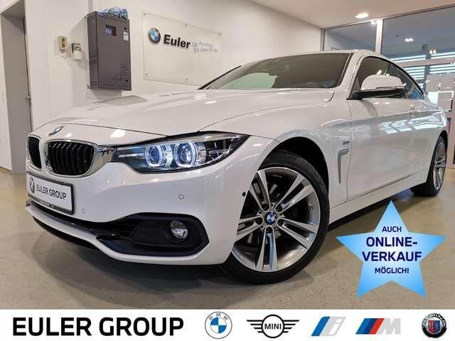 BMW 430 2017 Benzine