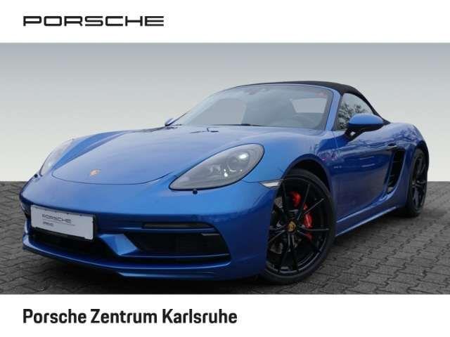 Porsche Boxster 2018 Benzine