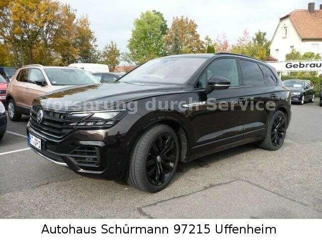 Volkswagen Touareg 2020 Diesel