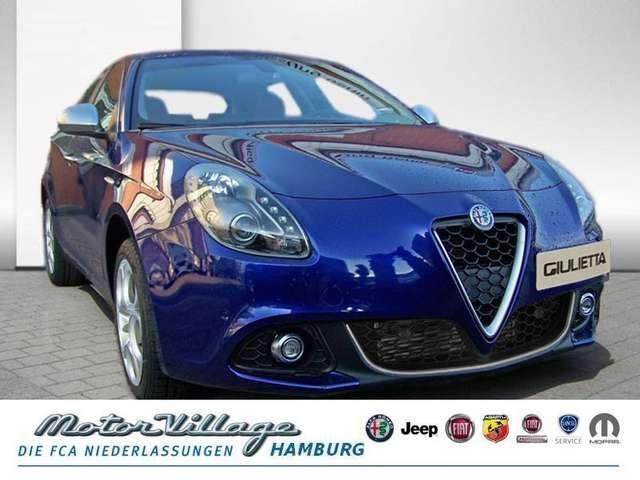 Alfa Romeo Giulietta 2020 Benzine