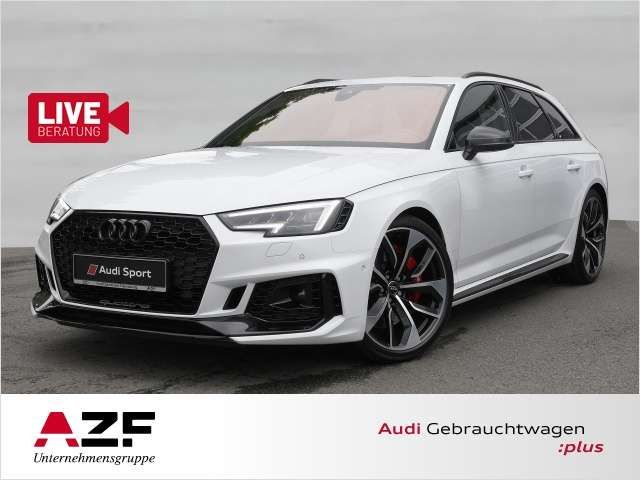 Audi RS4 2019 Benzine