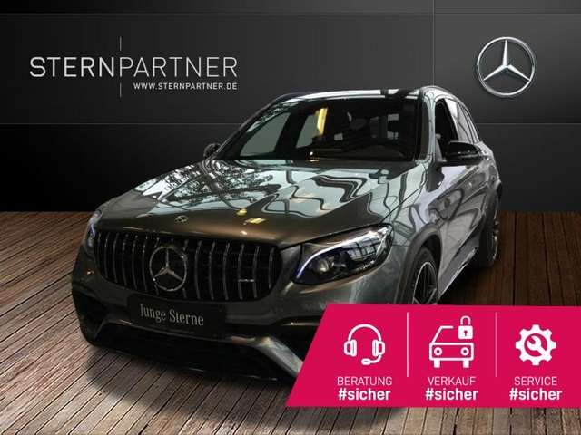 Mercedes-Benz GLC 63 AMG 2018 Benzine