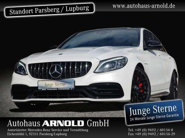 Mercedes-Benz C 63 AMG 2020 Benzine
