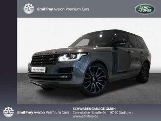 Land Rover Range Rover 2017 Diesel