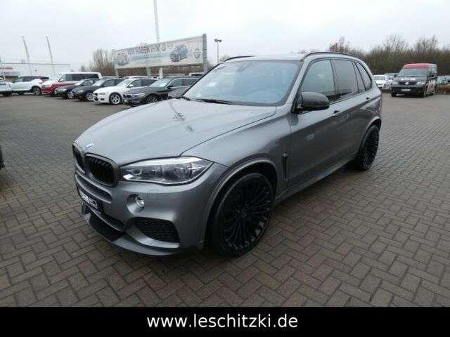 BMW X5 2017 Benzine