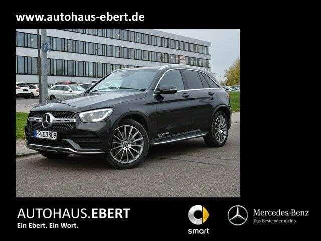 Mercedes-Benz GLC 400 2020 Diesel