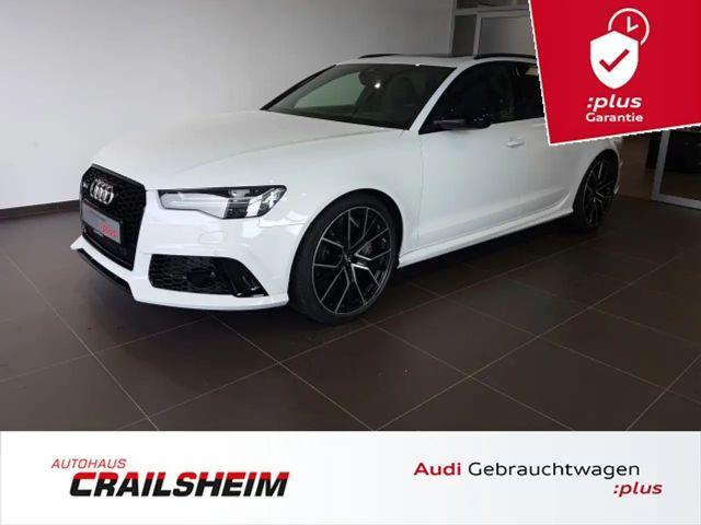 Audi RS6 2017 Benzine