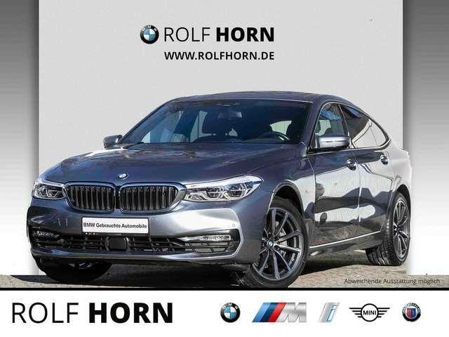 BMW 640 2018 Diesel