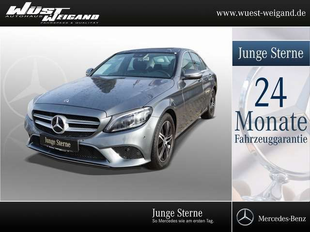 Mercedes-Benz C 180 2020 Benzine