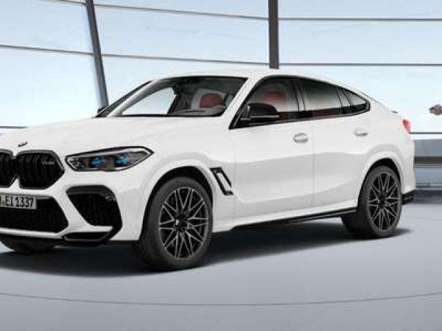 BMW X6 M 2021 Benzine