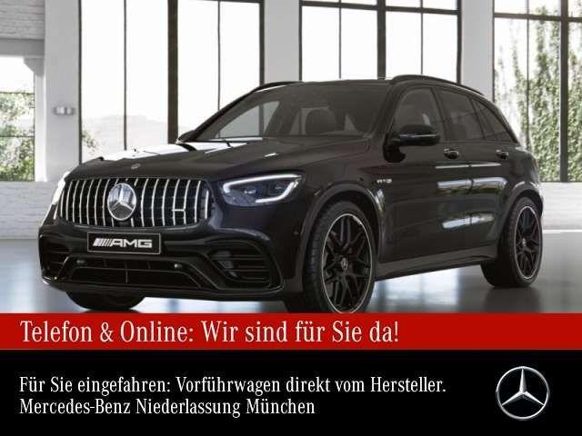 Mercedes-Benz GLC 63 AMG 2021 Benzine