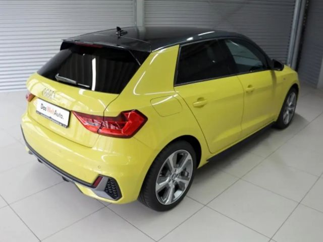 Audi A1 Sportback S line 35 TFSI S tronic LED Klima Alu