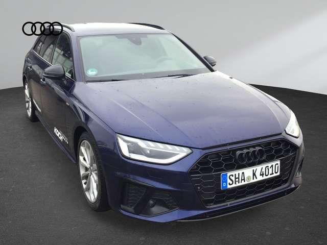 Audi A4 Avant 40 TDI S-Tronic S-Line Sport 2x, Matrix