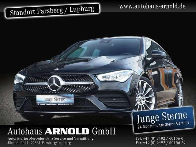 Mercedes-Benz CLA 220 2019 Benzine