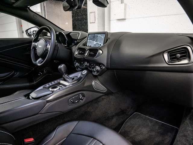 Aston Martin Vantage New Coupe Manual UPE 219.783,-