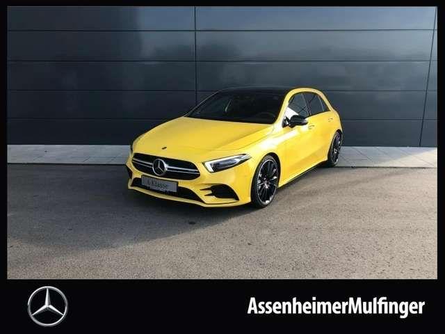 Mercedes-Benz A 35 AMG 2020 Benzine