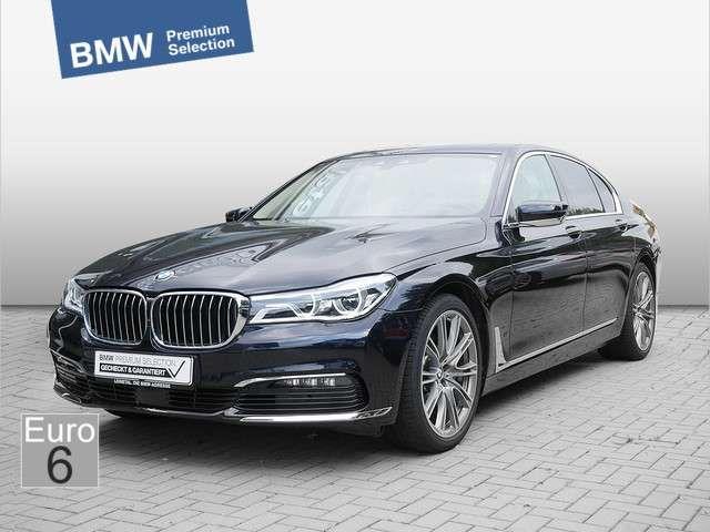 BMW 740 2017 Diesel