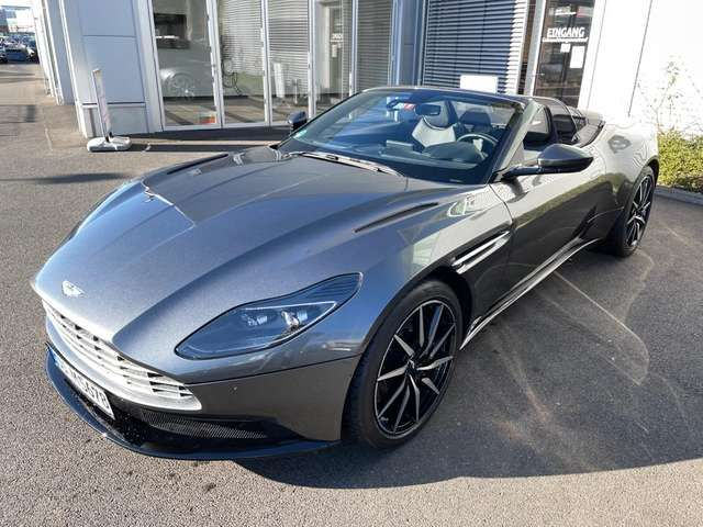 "Aston Martin DB11 V8 Volante Leder LED Sitzlüftung Memory 20"""