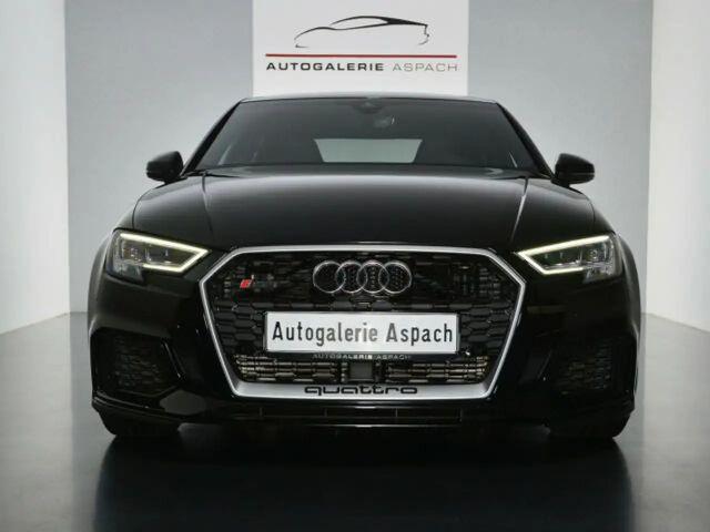 Audi RS3 Limo   280 km/h   Virtual Cockpit   Matrix  