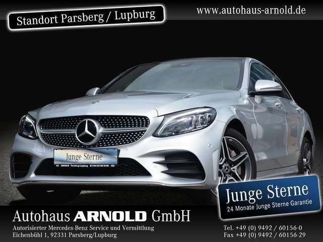 Mercedes-Benz C 400 2019 Benzine