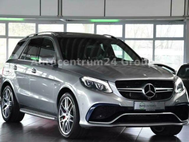 Mercedes-Benz GLE 63 AMG 2017 Benzine