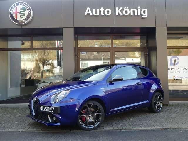 Alfa Romeo Mito 2017 Benzine