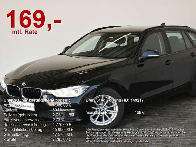 BMW 316 2018 Diesel
