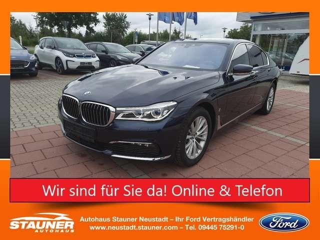 BMW 740 2018 Hybride / Benzine