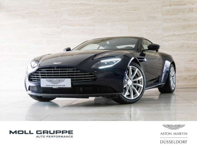 Aston Martin DB11 V8 Coupe - Midnight Blue