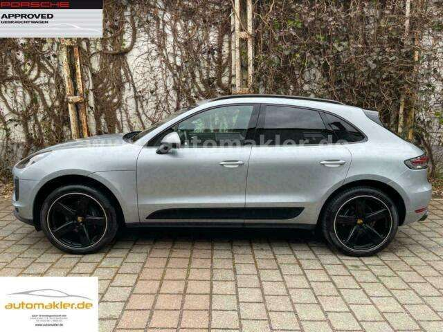 Porsche Macan 2019 Benzine