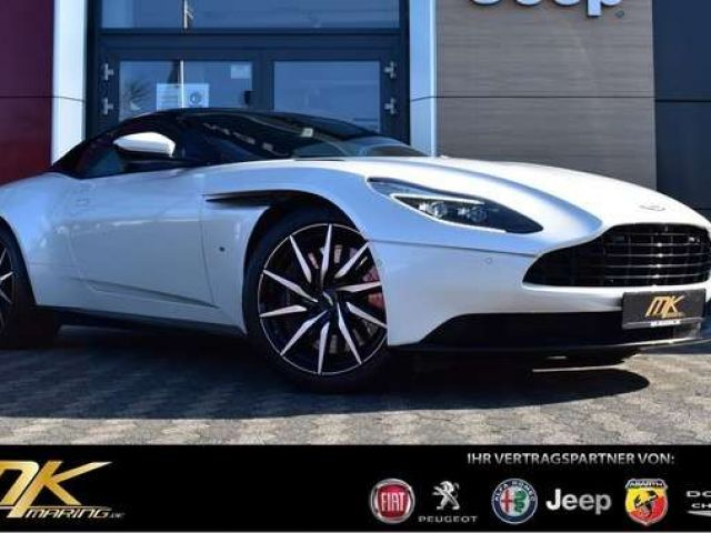 Aston Martin DB11 V12 Coupe *BLACK-PACK*SERVICE-NEU*