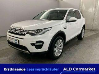 Land Rover Discovery Sport 2017 Benzine